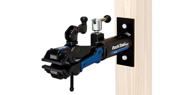Park Tool PRS-4W-2 Stojak na rower z mocowaniem do ściany 100-3D niebieski/czarny